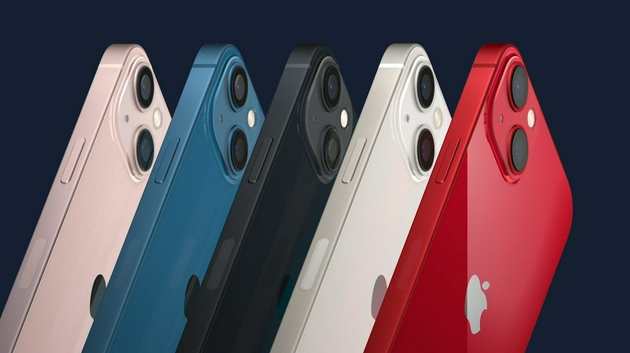 iPhone 13发布:搭载A15仿生芯片 刘海变小了