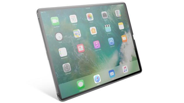 传苹果将推出全面屏iPad 取消Hoime键