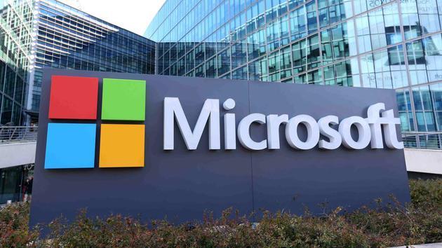 摩根士丹利:微软市值将在12个月内达到1万亿美元
