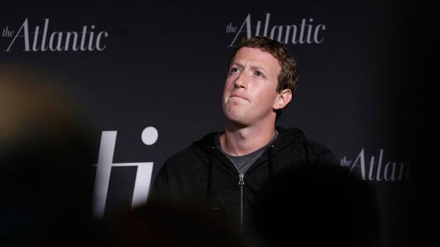 调查:Facebook企业形象严重受损 支持率下降10%