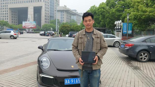 天猫高端用户抢货猛 百台华为MateRS被秒空zhangxiaoyuluoti