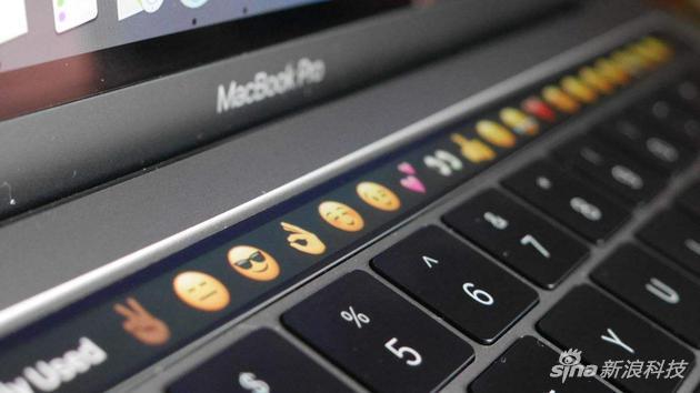 MacBook Pro和Touch Bar