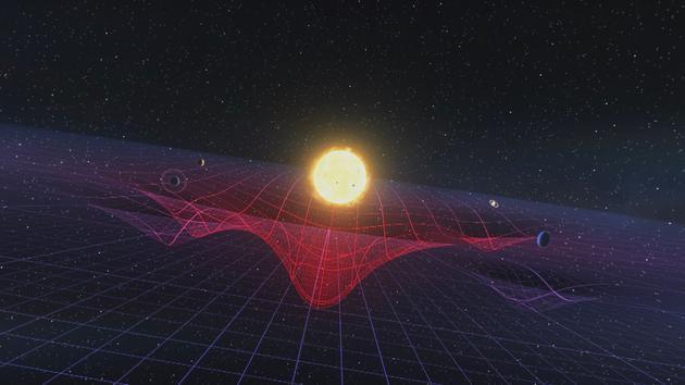 暗物质尽管特殊,但也会像普通物质一样产生引力。