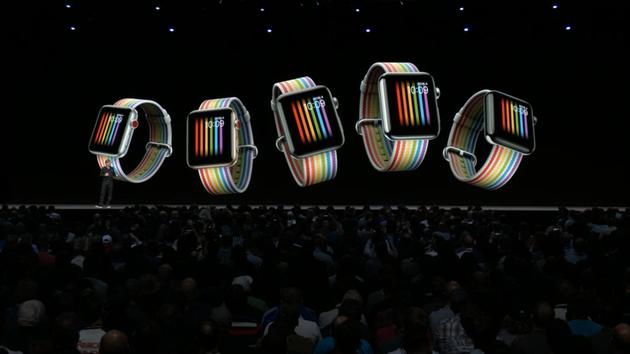谁说今年WWDC没硬件新品 不是还发布了彩虹表带么?