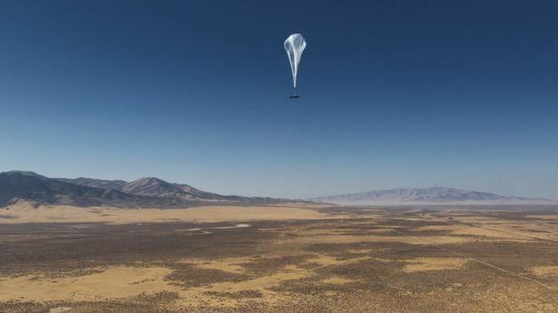 Loon互聯網氣球