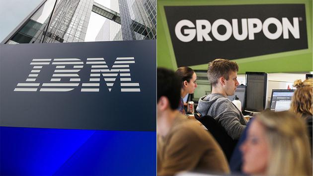 IBM指控Groupon专利侵权 索赔1.67亿美元