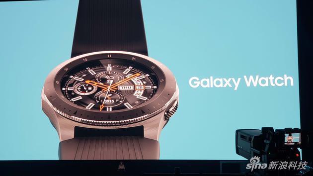 三星新的智能手表系列