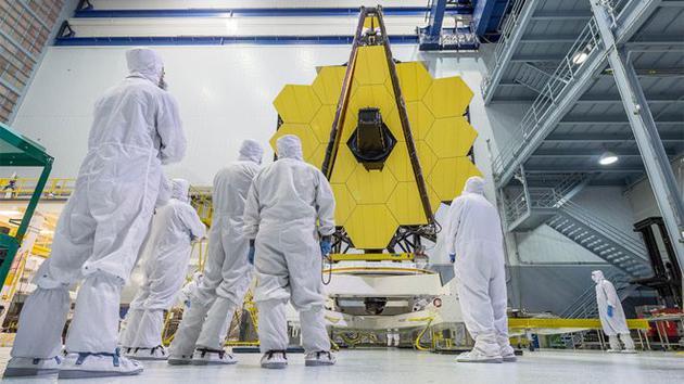 詹姆斯·韦伯望远镜拥有一些从未在太空中应用过的新技术。