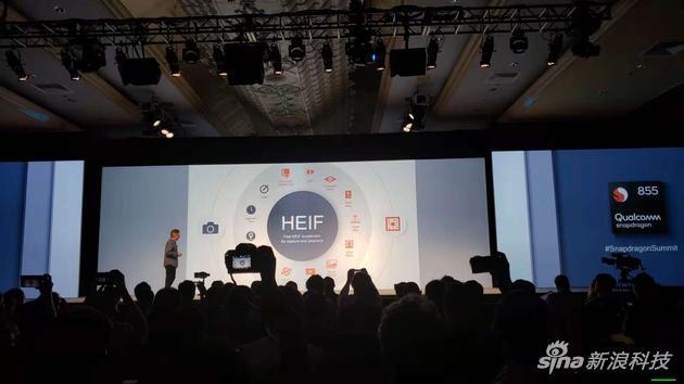 骁龙855支持HEIF图片格式
