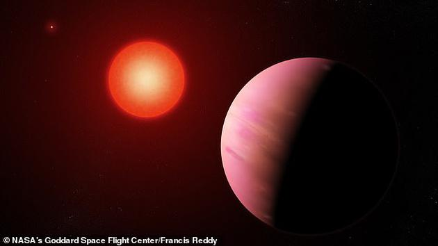 """今年1月,两名NASA实习生和一支业余天文学家团?#26377;?#24067;,他们利用NASA开普勒太空望远镜的数据,发现了一个新的""""超级地球""""。该行星大小约为地球的两倍,名为K2-288Bb,位于其所在恒星系的宜居带中,说明该行星上可能存在生命。"""
