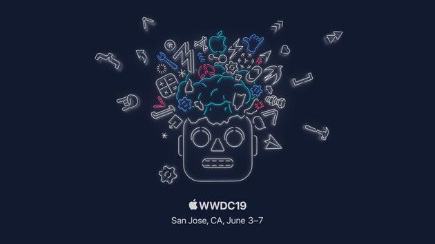 苹果WWDC 2019邀请函