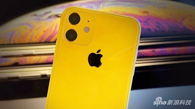 傳聞中的2019款新iPhone