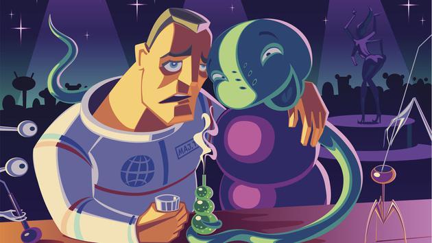 在太空中可以喝酒吗?太空环境是否会加剧酒精效应?