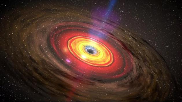 黑洞信息悖论:宇宙中信息是守恒的 黑洞除外