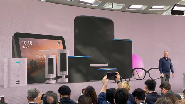亚马逊本周推出多个支持Alexa语音助手的新品