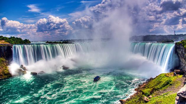 你有沒有想過,瀑布中奔騰而下的水究竟從何而來呢?