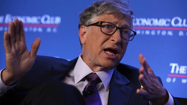 比尔盖茨:新冠疫情死亡人数最终还会增加数百万