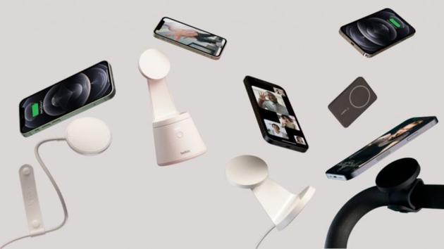 贝尔金推出适用于iPhone 12的丰富磁性配件