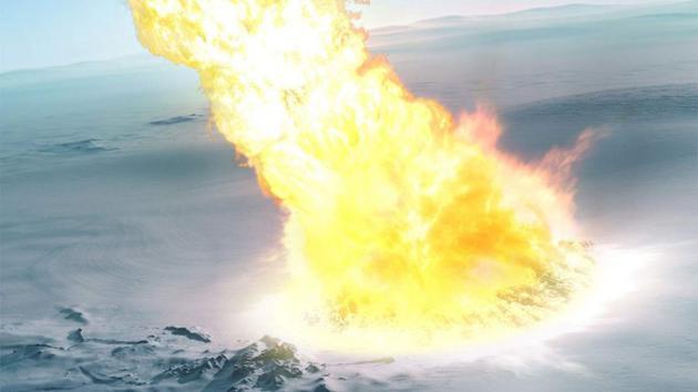 NASA模拟小行星撞击地球:现行何技术都无法能够阻挡