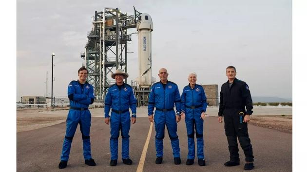 太空游客真的了解他们所承担的风险吗?