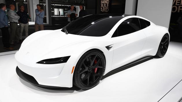 特斯拉超跑Roadster生产时间再度推迟至2023年