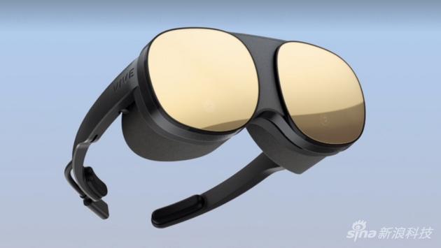 HTC发布沉浸式VR眼镜VIVE FLow:可折叠式设计 售价499美元