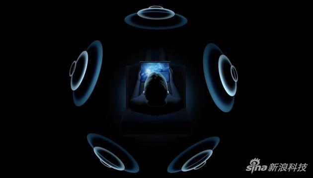 蘋果爲AirPods帶來了Spatial Audio功能