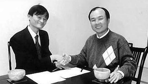 """0年前投资马云2000万,这位日本首富到底什么来头?"""""""