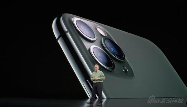 iPhone 11 Pro系列发布,正是传闻中的浴霸镜头设计