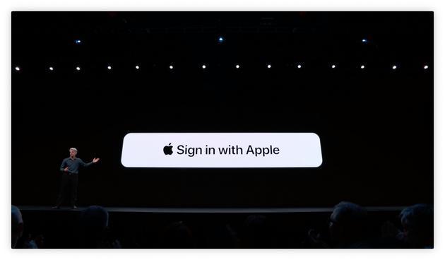 "Apple登录"""
