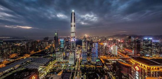 <b>北京互联网文化VS深圳互联网文化</b>