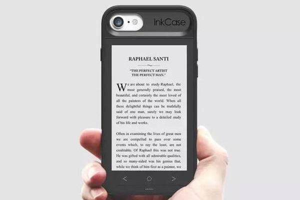 让iPhone拥有两个屏幕的手机壳
