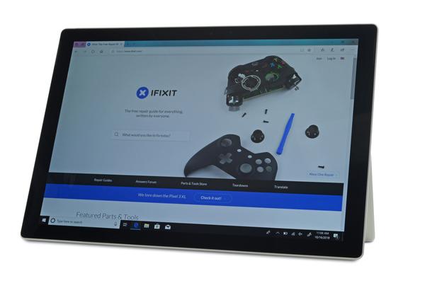 iFixit拆解微软Surface Pro 6:几乎无法修复
