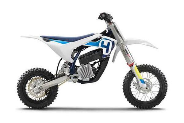 知名摩托车厂商Husqvarna推出第一款迷你电动摩托车
