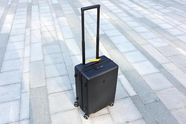 地平线八号旅行箱,锤科简约之作