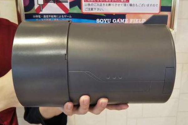 """《哆啦A梦》真实版空气炮问世 能戴在手上""""开炮"""""""