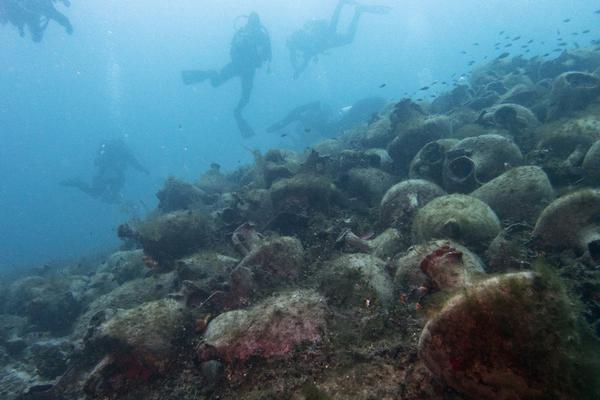 可以去古时期沉船探宝了!希腊将打造水下博物馆