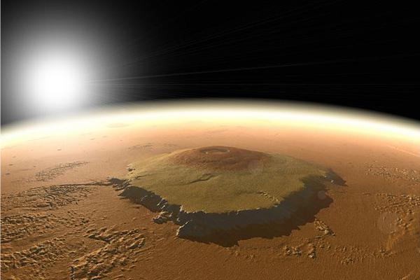未来火星探索者可能造访的8个酷炫目的地