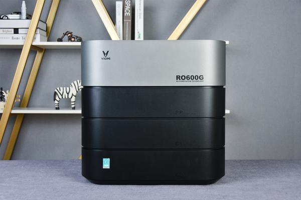 智能双出水设计 云米互联网净水器V2(600G)图赏