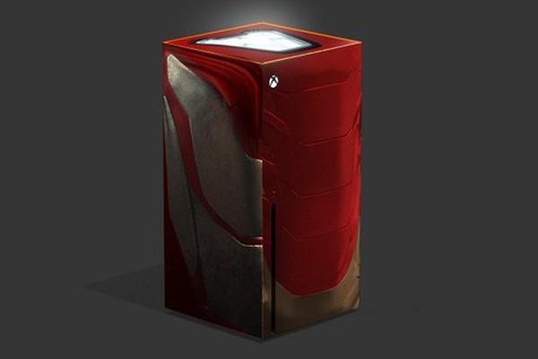 网友设计微软Xbox Series X联名款:不像空气净化器了