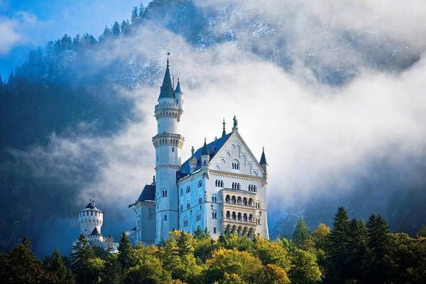 云赏那些媲美童话世界的绝美胜地