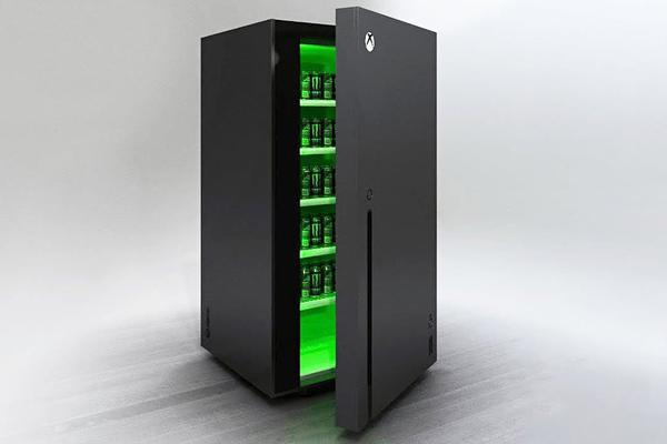 微软确认Xbox迷你冰箱仍然会有
