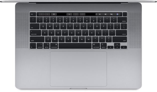 这款设备很可能是13寸剪刀式键盘的MacBook Pro(图片来自@macrumors)