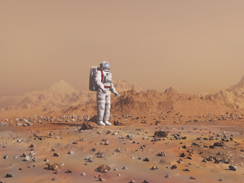 人类登陆火星的梦想并非遥不可及,预计未来20年左右即将成为现实