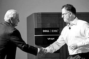 戴尔收购EMC生变:EMC将保留合资公司大部分股份