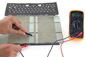 iPad Pro键盘拆解:可修复度为0