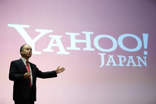 软银或被迫收购雅虎日本