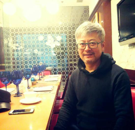 阿米巴基金创始合伙人王东晖