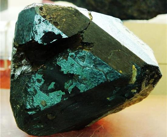 磁铁矿(摄影:马志飞)