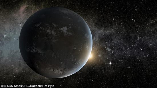 """天文学家声称自己发现了目前为止在太阳系中最为遥远的两个天体。他们表示,其中一个天体可能是一颗""""超级地球"""",距离我们比冥王星还远六倍。"""